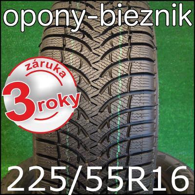 ZIMNI PNEU 225/55R16  WINTER 4 , TARGUM !!!