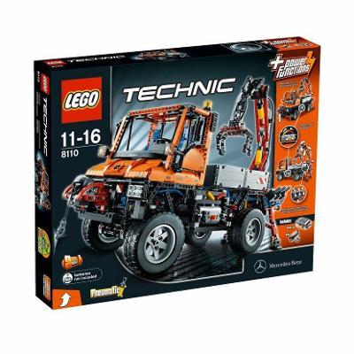LEGO 8110 Mercede Benz Unimog U 400 (nové)
