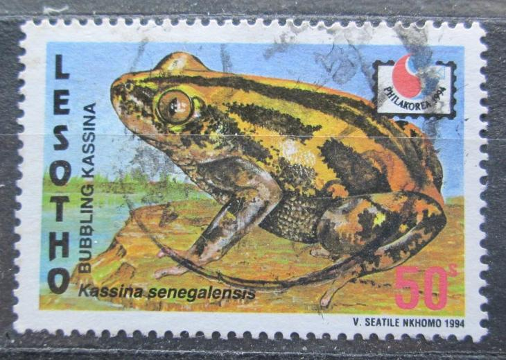 Lesotho 1994 Žába Mi# 1096 0880 - Filatelie
