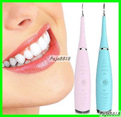 !! Elektrický ultrazvukový čistič zubů / odstraňovač zubního kamene !!