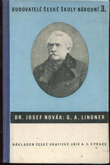 G. A. Lindner - Dr. Josef Novák - 1941
