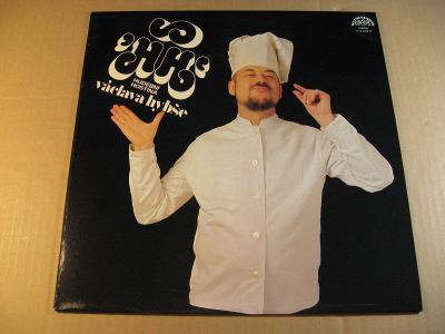 HUDEBNÍ HOSTINA VÁCLAVA HYBŠE 1979 LP stereo