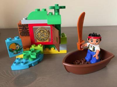 Lego Duplo 10512 - Pirát Jake - Honba za pokladem
