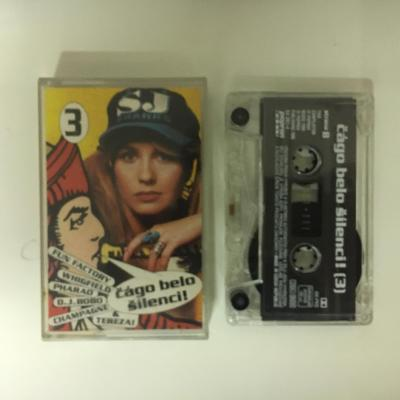 Various – Čágo Belo Šílenci! 3 - audio kazeta