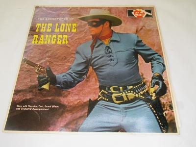 LP - The Adventures of THE LONE RANGER 1967