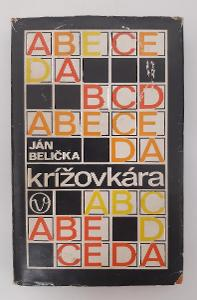 -- J. BELIČKA - ABECEDA KRIŽOVKÁRA - 1984 --