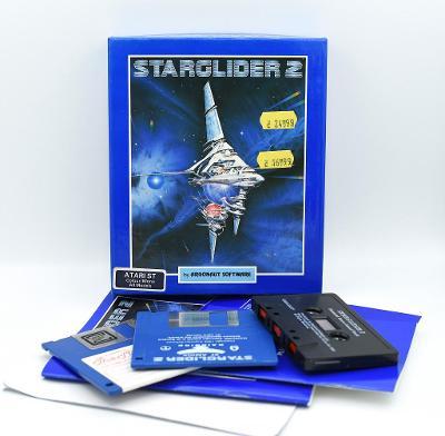 ***** Starglider 2 (Atari ST) *****