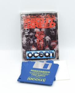 ***** The night breed (Amiga) *****