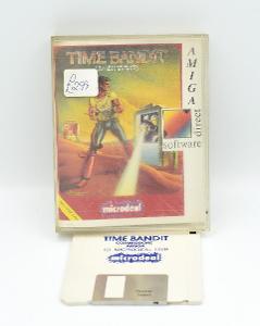 ***** Time bandit (Amiga) *****