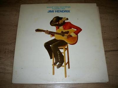 Jimi Hendrix – Sound Track Recordings  (1973) 2xLP , UK 1.Press