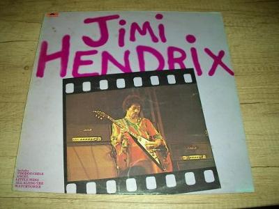 Jimi Hendrix – Jimi Hendrix (1973) UK 1.Press