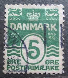 Dánsko 1912 Nominální hodnota Mi# 63 0033