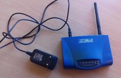 Vadný AP Zcomax WA2204A