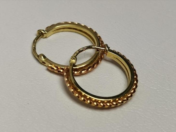 Zlaté kroužky - Šperky