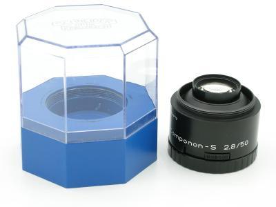 Zvětšovací objektiv Schneider COMPONON-S 50mm/2,8 (závit M39)