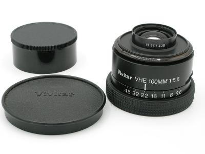Zvětšovací objektiv VIVITAR 100mm/5,6 (závit M50) - alias COMPONON-S