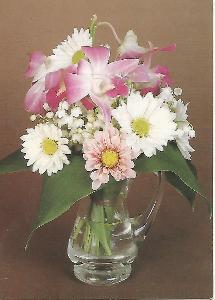 kytice, foto 1994 Henderson, Srdečné přání 4-2183°°