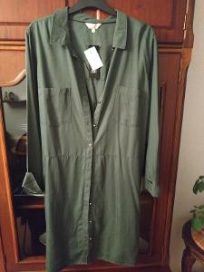 Nové dámské šaty, vel. 50
