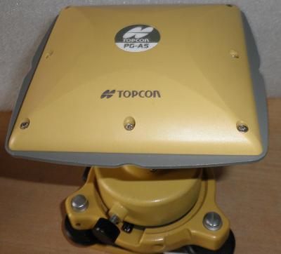 GPS anténa Topcon PG-A5 L1, L2 GLONAS. Pro geodetická měření.