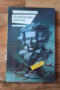 Kniha: Jacques Brenner - Beethovenův synovec, Belfond - rok 1992