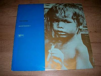 Jimi Hendrix - Who / Hendrix - Backtrack 5 (1970) UK 1.Press ,EX