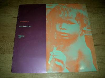Jimi Hendrix - Who / Hendrix - Backtrack 4 (1970) UK 1.Press ,EX-