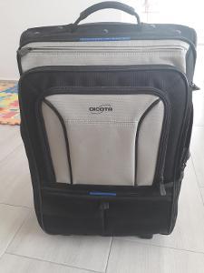 Cestovní kufr a taška na notebook Dicota