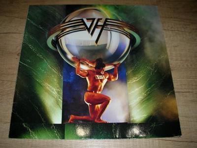 Van Halen – 5150 (1986) 1.Press ,TOP STAV