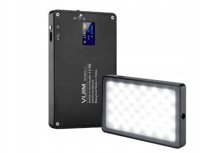 Magnetická LED lampa 600LM 3000-6500K - Ulanzi  VIJIM VL-1