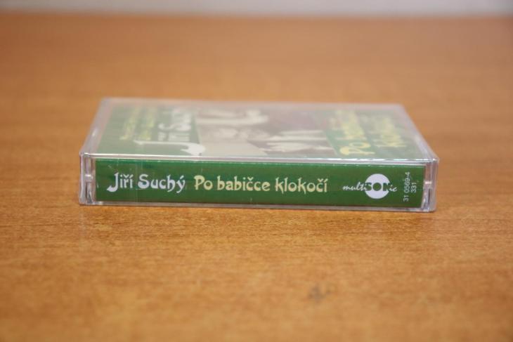 Audiokazeta Jiří Suchý - Po babičce klokočí - Hudba