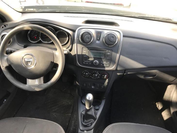 Airbag, sada airbagu řidiče a spolujezdce Dacia Sandero II - Náhradní díly a příslušenství pro osobní vozidla
