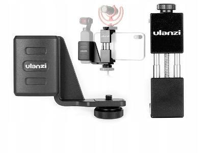 Držák pro DJI Osmo Pocket pro telefon, smartphone Ulanzi OP-1 Kit