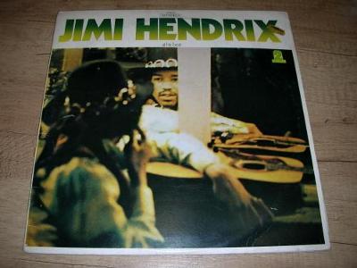 Jimi Hendrix -Jimi Hendrix At His Best (1977) 2xLP ,1.Press ,TOP STAV