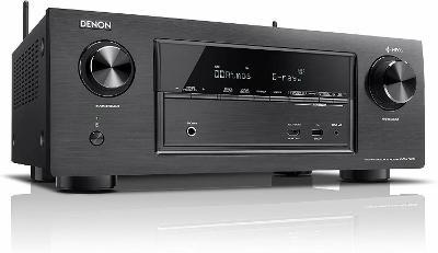 DENON AVR-X2400H - síťový receiver