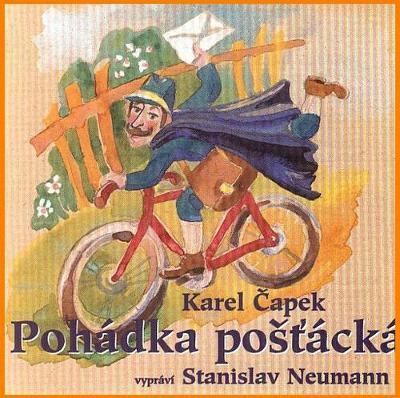 ČAPEK KAREL - POHÁDKA POŠŤÁCKÁ (CD)