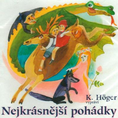 NEJKRÁSNĚJŠÍ POHÁDKY (CD)
