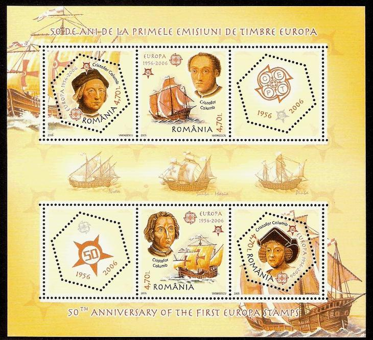 Aršík - Krištof Kolumbus, Katalog: 700,- 1A kvalita - hledané*** - Filatelie