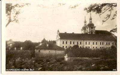 ŽELIV - klášter - Pelhřimov