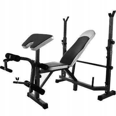 LAVICE Cvičební souprava pro trénink na lavičce GYM DOMA