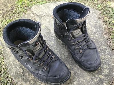 Pohorky Goretex Lowa boty kožené vel. 38