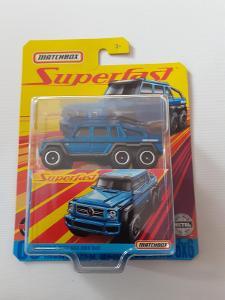 Matchbox Mercedes- Benz G63 AMG 6x6