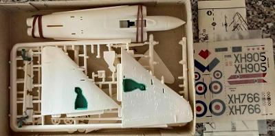 Gloster Javelin SSSR 1/72