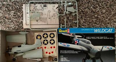 F-4F Wildcat Revell 1/72