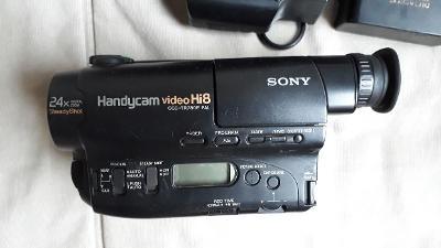 Videokamera SONY Handycam CCD-TR780E PAL