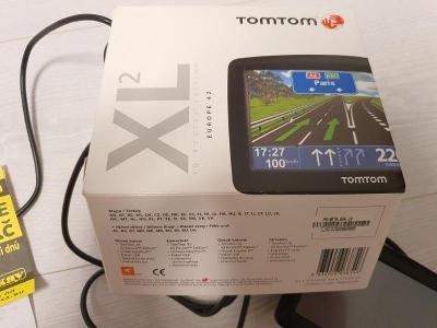TOMTOM XL2 navigace ** AKCE ** P.C 3999kč!!! *** VYDRAŽTE SI OD 1KČ!!!