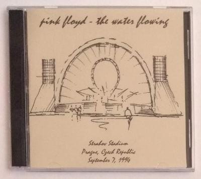 Pink Floyd - Live in Strahov stadium, Prague 1994 - neoficiální 2CD