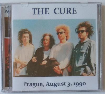The Cure - Live in Prague, Sportovni hala 1990 - neoficiální 2CD