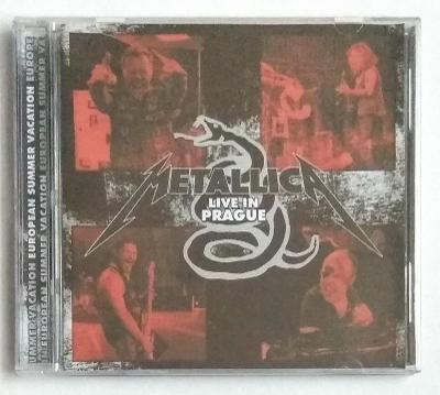 Metallica - Live in Prague, Synot Tip Arena 2012 - neoficiální 2CD