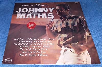 LP Johnny Mathis - Portrait Of Johnny