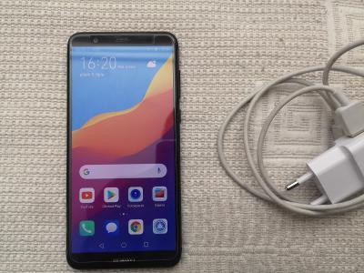 Huawei P Smart 3GB/32GB + sklo + kryt